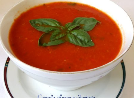 Salsa di pomodoro ricetta tipica siciliana