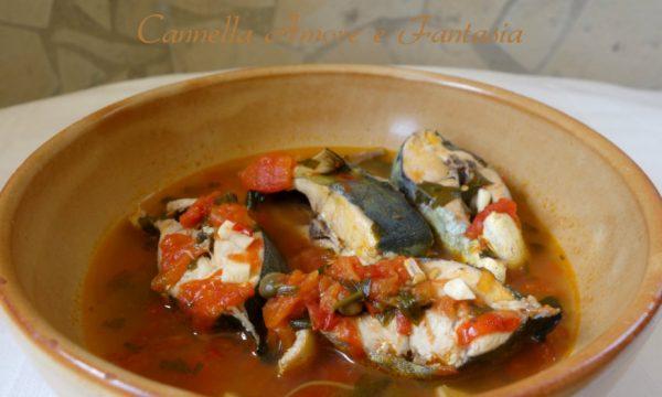 Zuppa di pesce siciliana o Matalotta