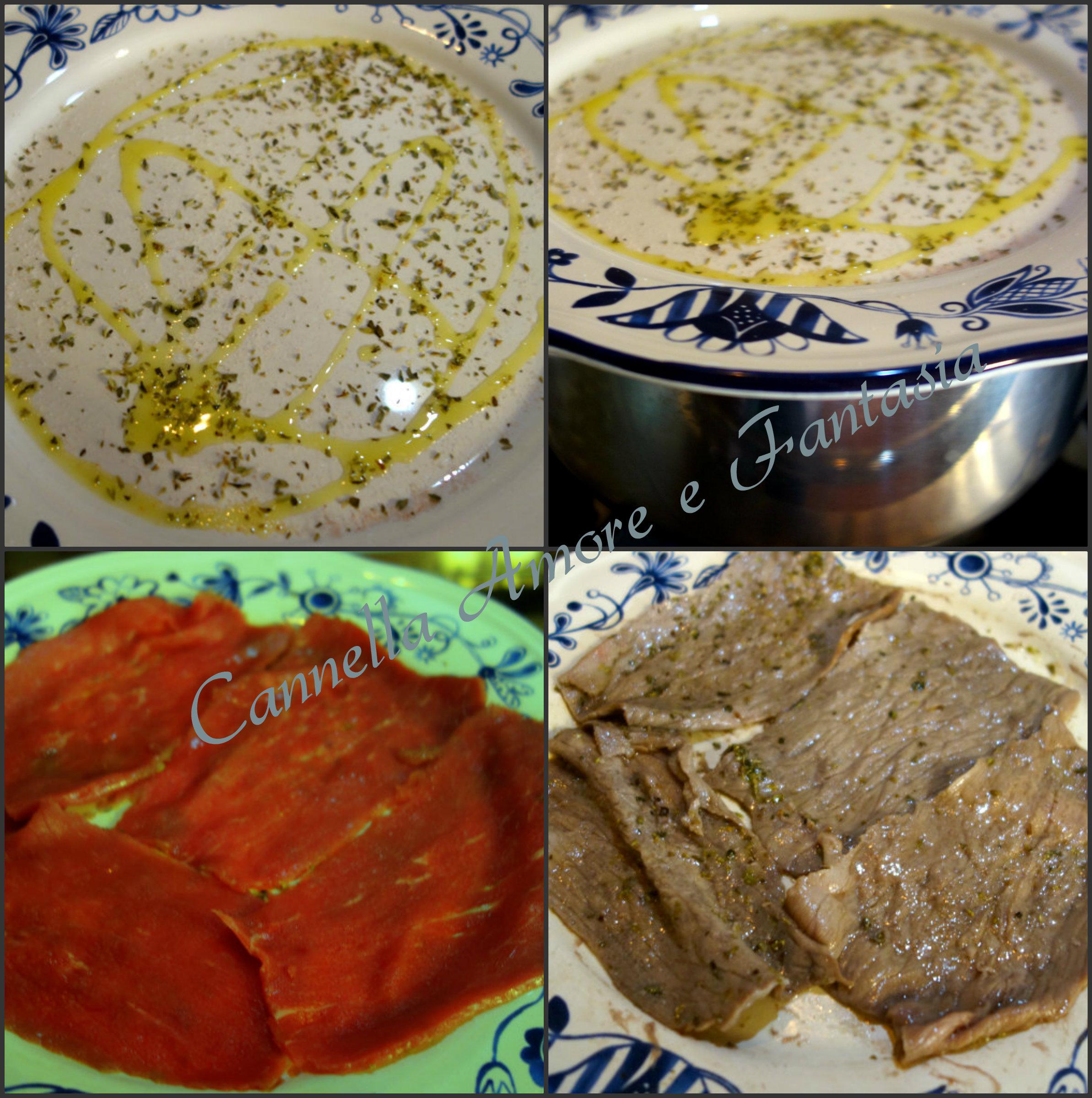 spesso Carne cottura al piatto ricetta antica siciliana OL54