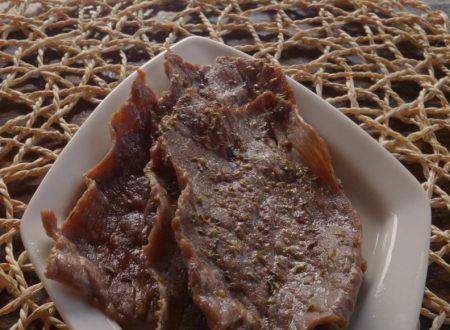 Carne cottura al piatto ricetta antica siciliana
