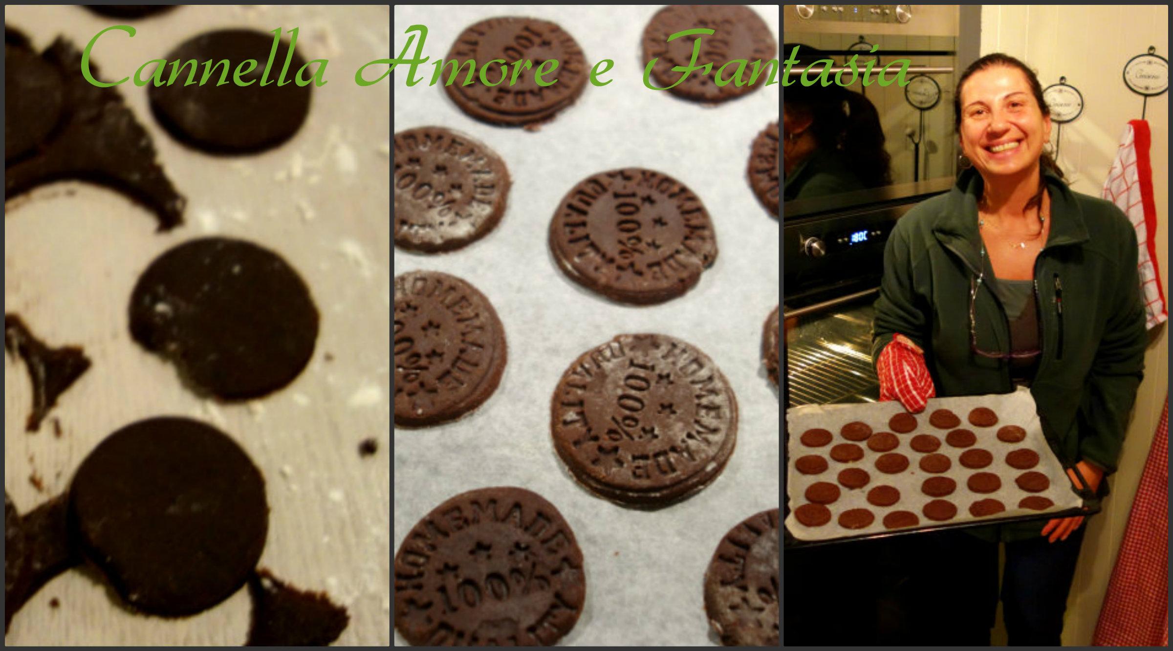 biscotti oreo fatti in casa ricetta originale