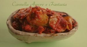 zucchine in umido alla siciliana o cucuzzata