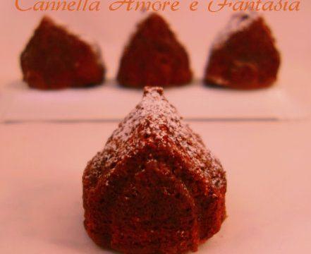 Casette muffins al cioccolato
