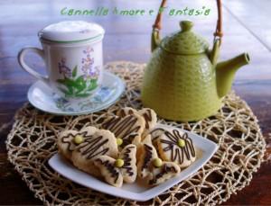 Ricetta raccolta biscotti da inzuppo