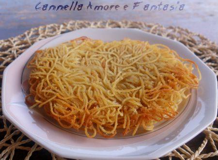 La pasta fritta siciliana