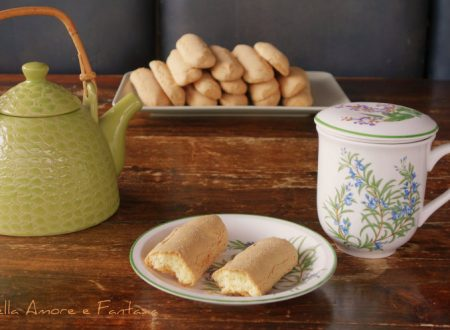 Biscotti savoiardi della nonna