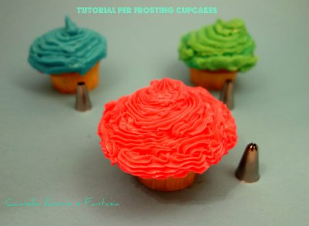 Frosting cupcakes tutorial