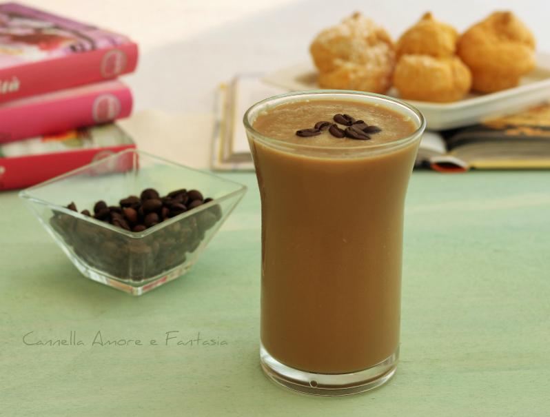Coffee Milkshake ghiacciato