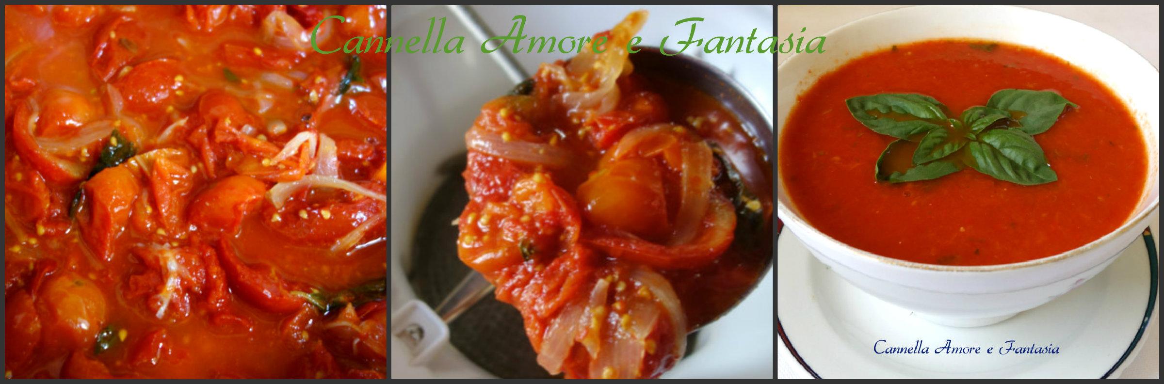 passata di pomodoro alla siciliana