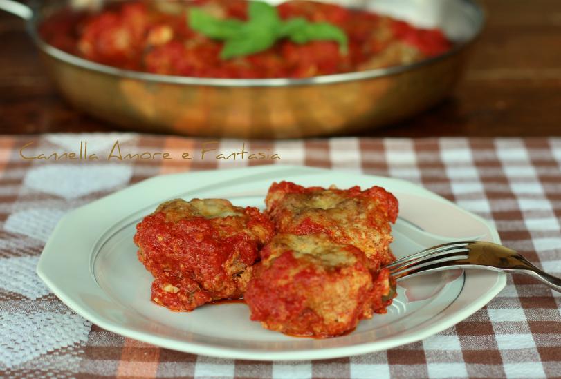 Le polpette in umido di nonna Vannina – ricetta antica siciliana