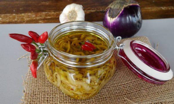 Melanzane sott'olio alla siciliana senza cottura – ricetta facile