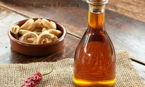 Olio piccante al peperoncino – due modi per prepararlo