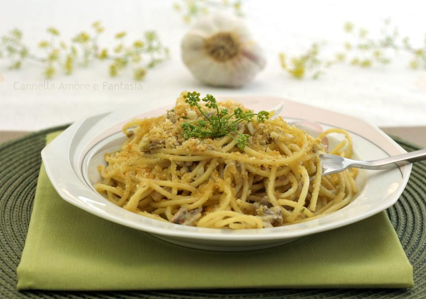 Pasta con le sarde – ricetta tipica siciliana