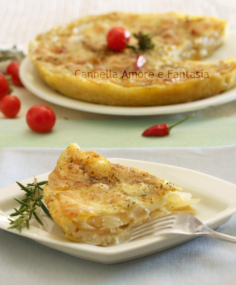 Torta salata di cipolle 2