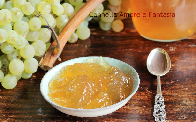 Confettura di uva 1