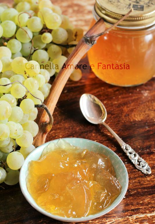Confettura di uva 2