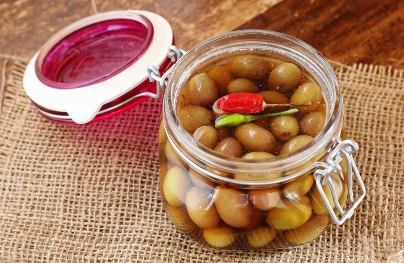 Olive ascolane in salamoia