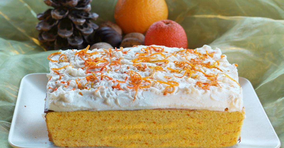 Torta soffice di carote e arancia for Cucina norvegese