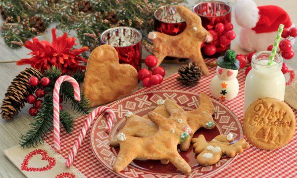 I biscotti di babbo natale – Santa Claus cookies