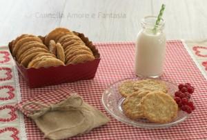 Biscotti da regalare a natale - ricette facili golose