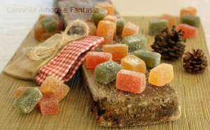 jelly fruits.