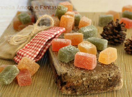 Caramelle Jelly fruits – caramelle gelee alla frutta con succo di frutta e marmellata