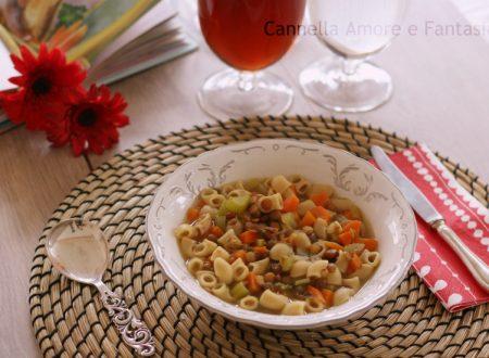 Pasta con le lenticchie alla siciliana – ricetta della tradizione