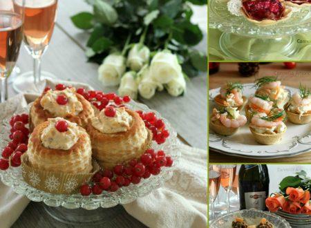 Antipasti tutti i tipi vigilia di Natale 2015 – ricette facili e veloci