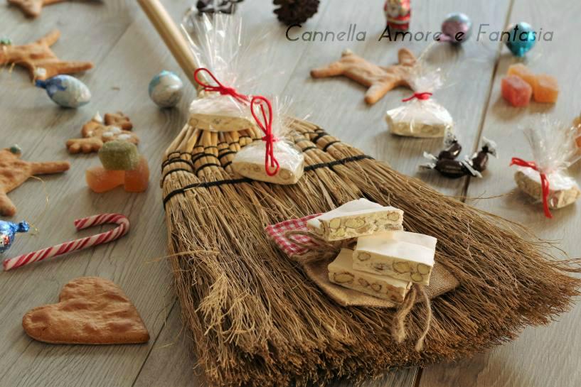 Torrone bianco morbido - ricetta facile e golosa