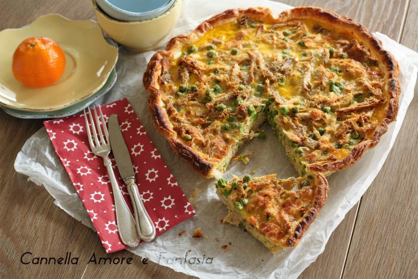 Torta salata di tacchino – ricetta facile e veloce