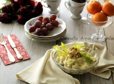 Insalata waldorf – waldorf salad – waldorf salat