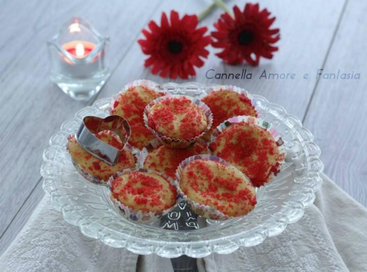 Muffins di san valentino +