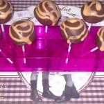 cake pops cioccolato e arancia