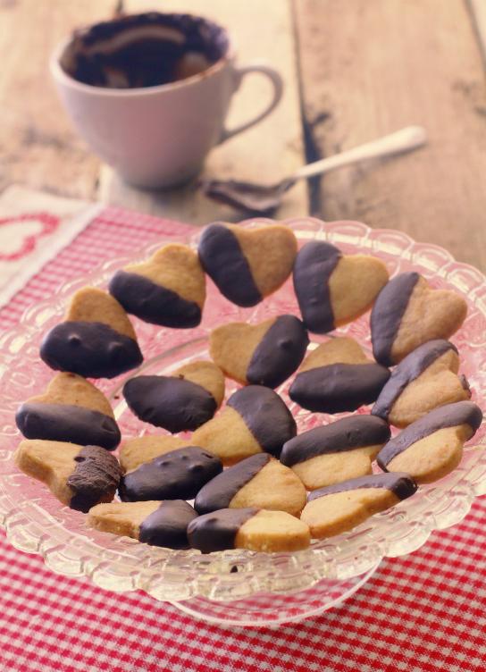 biscotti al burro e cioccolato senza uova ricetta golosa e inzupposa