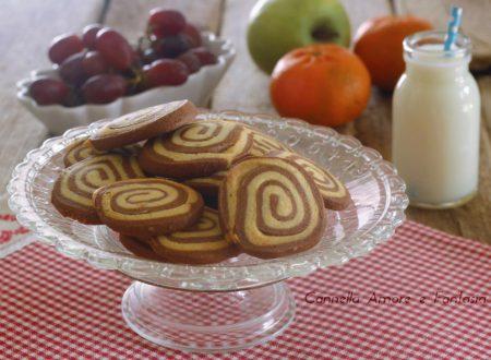Chiocciole vaniglia e cacao