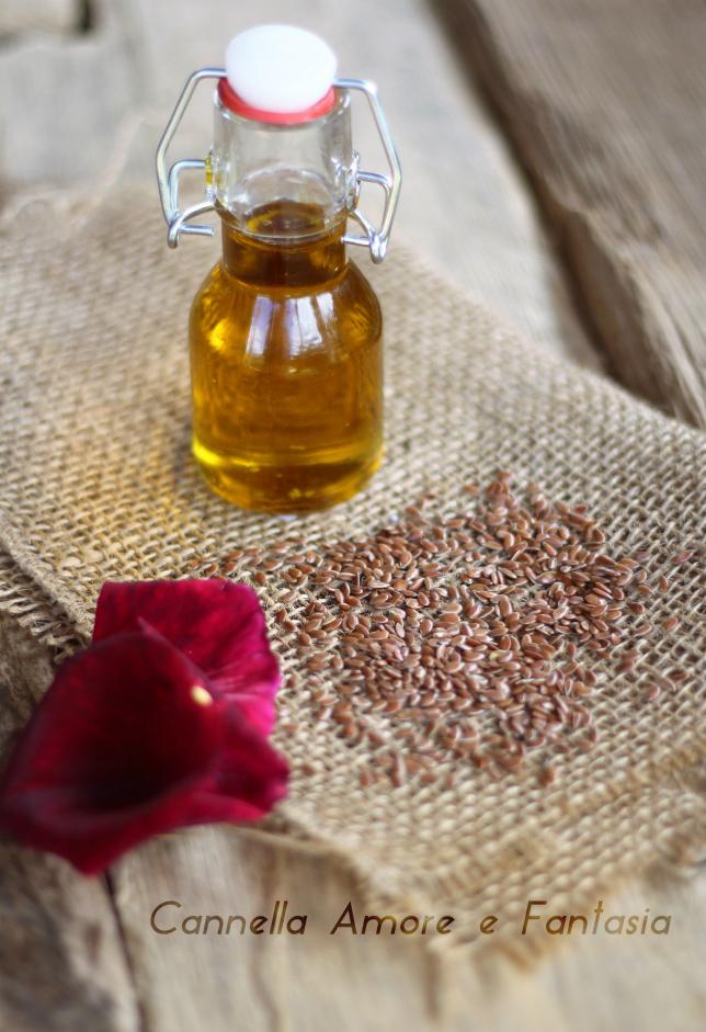 Olio di semi di lino propriet benefiche e utilizzo cannella amore e fantasia - Olio di lino per mobili ...