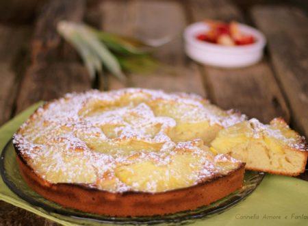 Torta all'ananas con farina di farro – senza lattosio