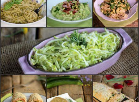 Zucchine – Raccolta di ricette