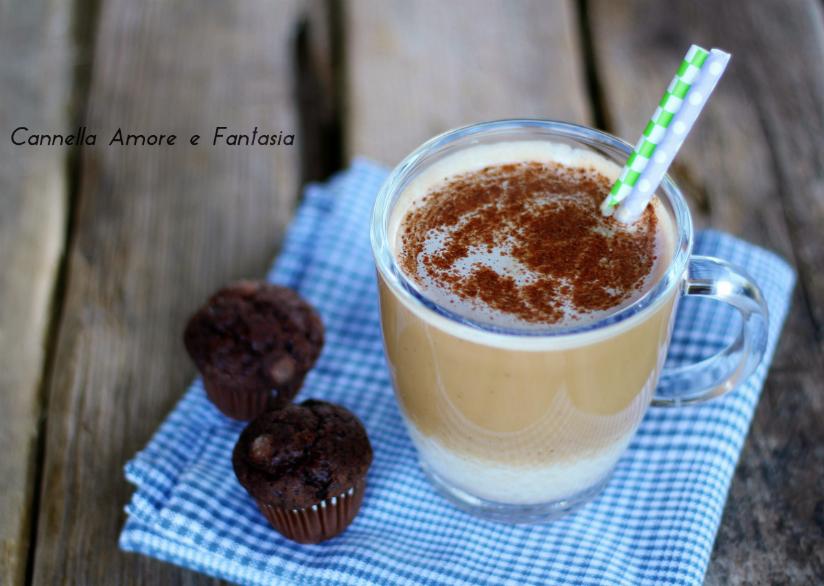 Latte di mandorla al caffè ricetta