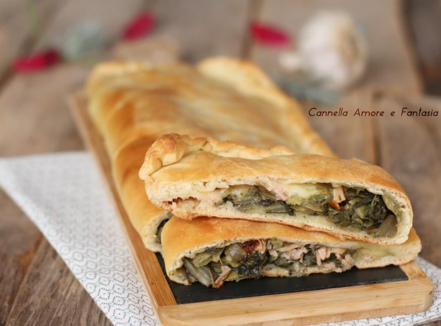 Calzone con bietola – ricetta siciliana