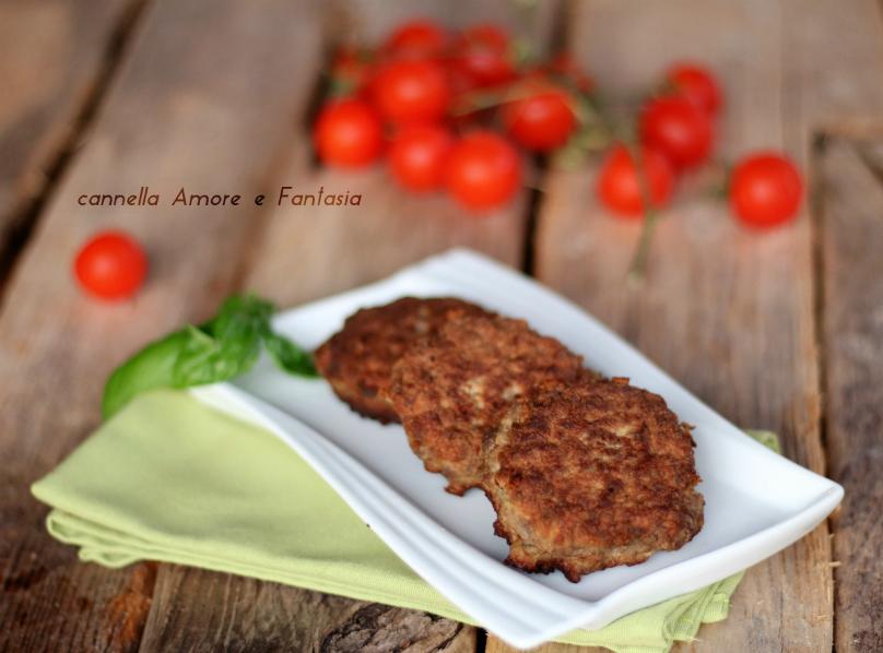 polpette di carne senza glutine