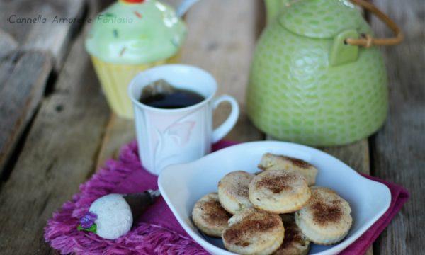 Biscotti alle mele – ricetta velocissima