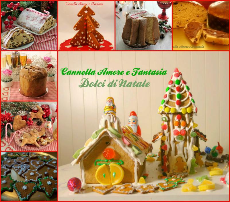 Raccolta dolci di Natale – ricette tradizionali