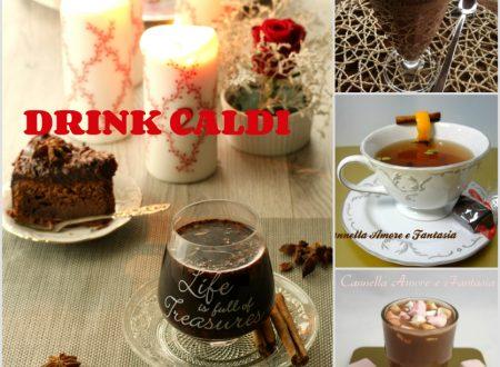 Drink caldi – cioccolata vin brulè e tè natalizio