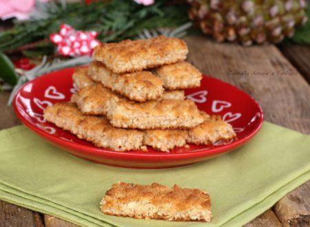 Biscotti di mandorla natalizi norvegesi