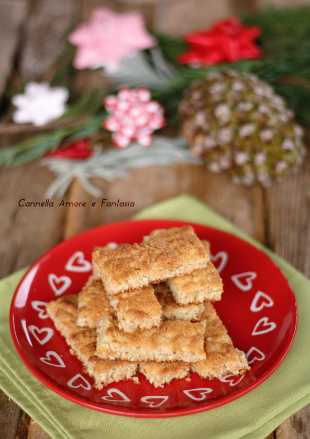 Biscotti di mandorla norvegesi