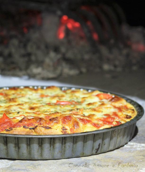 Pizza rustica siciliana ricetta