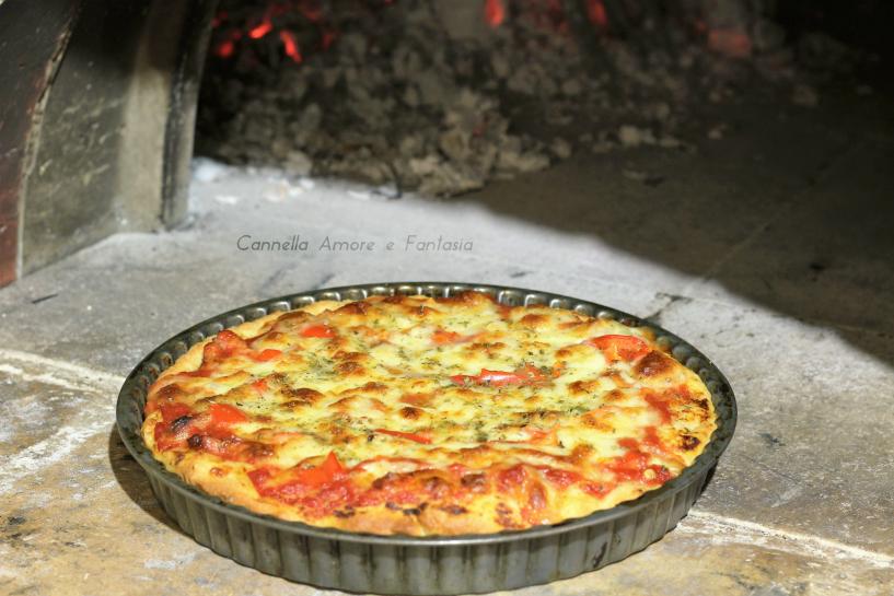 Pizza rustica siciliana