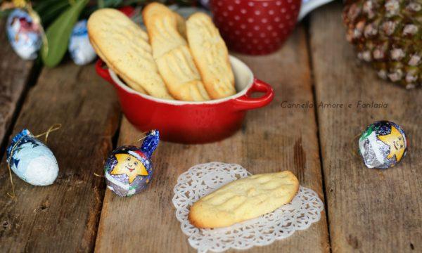 Biscotti norvegesi natalizi – Riflekjeks