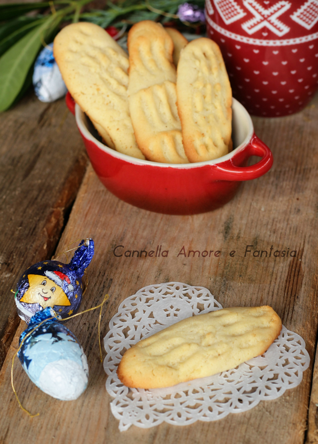 Biscotti norvegesi natalizi ricetta